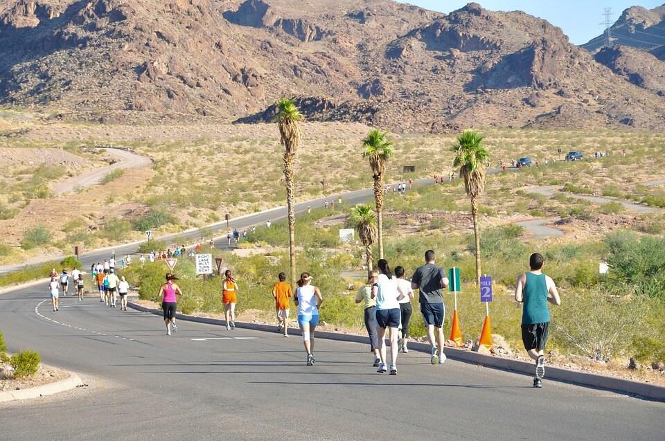 futás előnyei