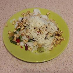 Egészséges vegetáriánus recept