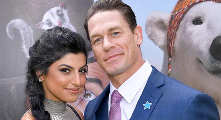 John Cena felesége