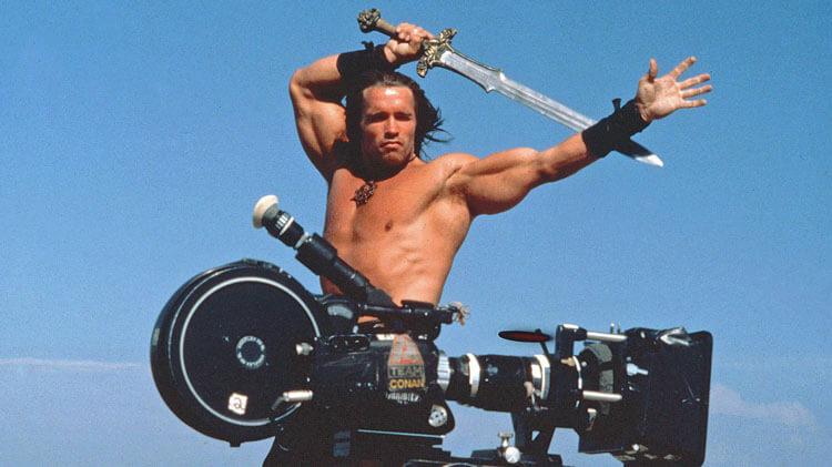 Arnold Schwarzenegger filmjei