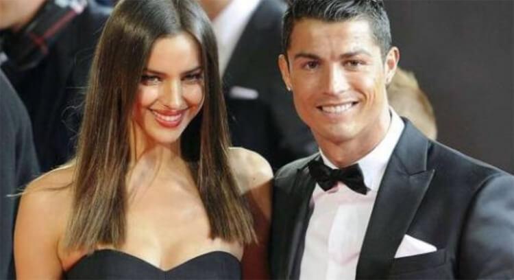 Cristiano Ronaldo felesége