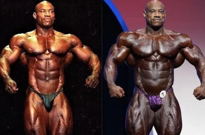 Dexter Jackson Mr. Olympia győztes