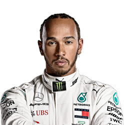 Lewis Hamilton Forma-1 versenyző