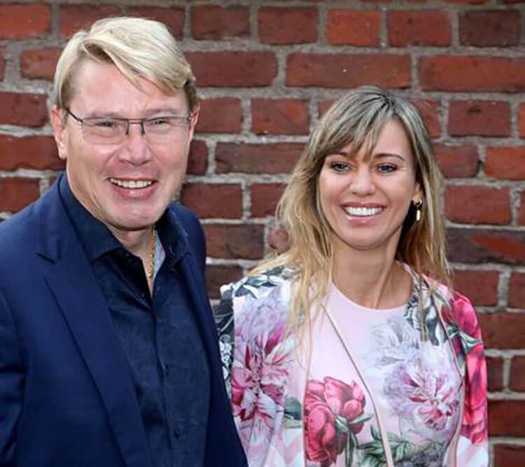 Mika Hakkinen felesége