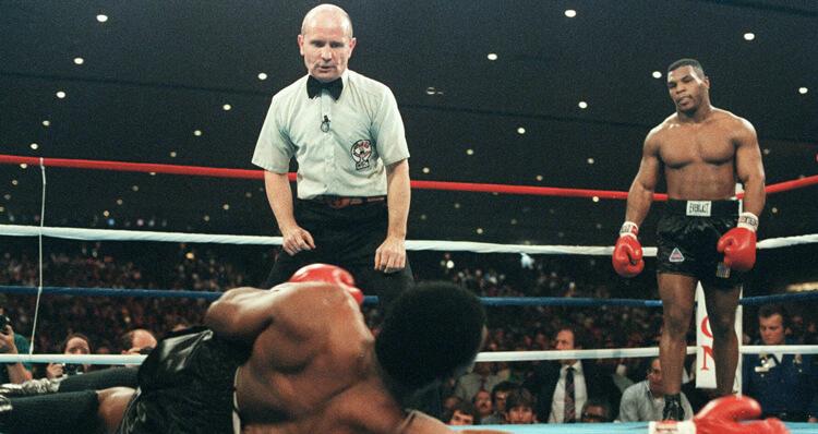 Mike Tyson 1986