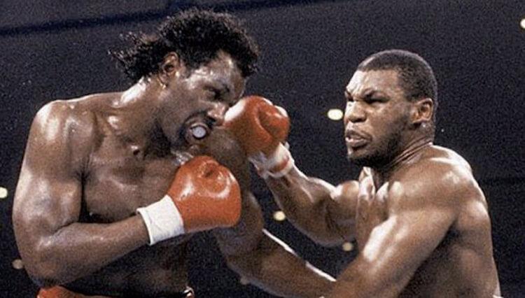 Mike Tyson 1987