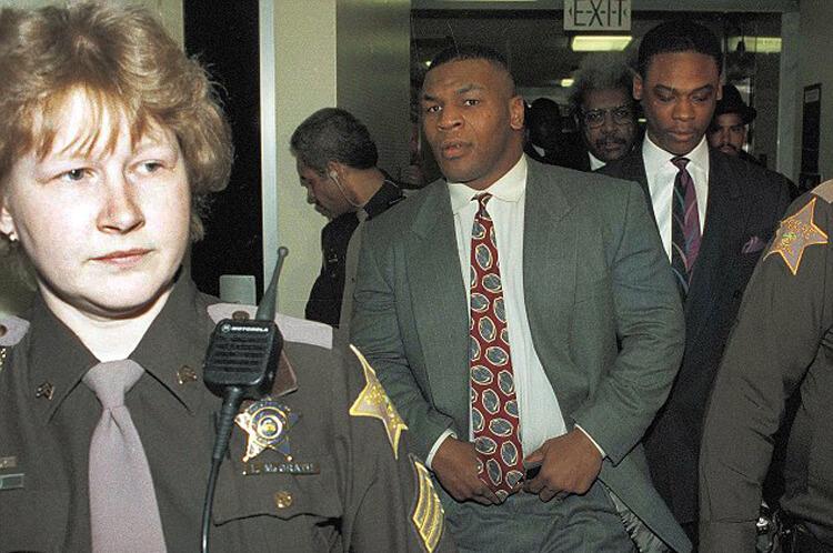 Mike Tyson börtön