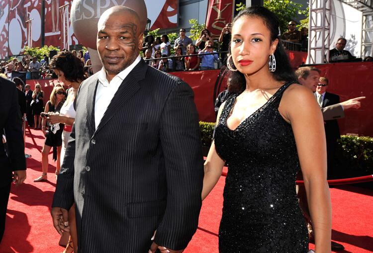 Mike Tyson felesége és családja