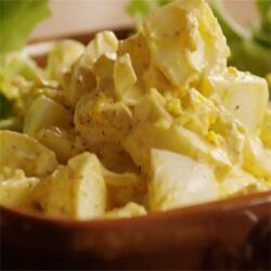 tojás saláta recept