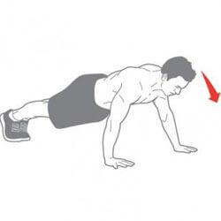 mellizom edzés otthon