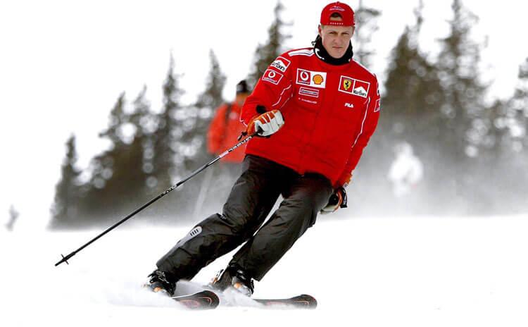 Michael Schumacher 2020