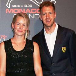Sebastian Vettel családja és gyerekei