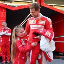 Sebastian Vettel gyerekei