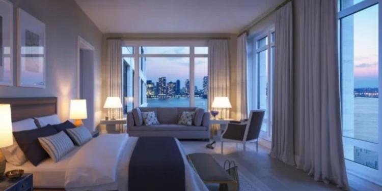 New York hálószoba háza