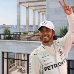 Lewis Hamilton háza