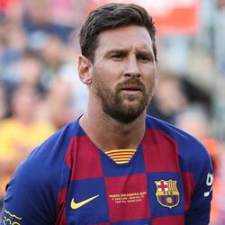 Lionel Messi pályafutása