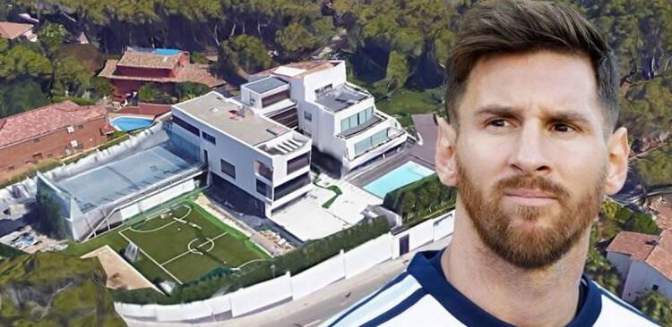 Lionel Messi vagyona