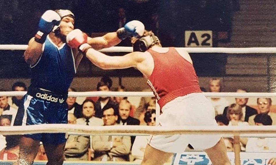 Bunyós Pityu vs. Mike Tyson ökölvívó mérkőzés